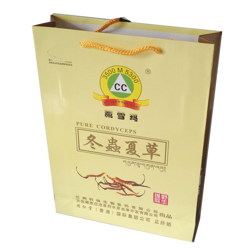藏雪玛冬虫夏草胶囊80粒礼盒装 产品图片