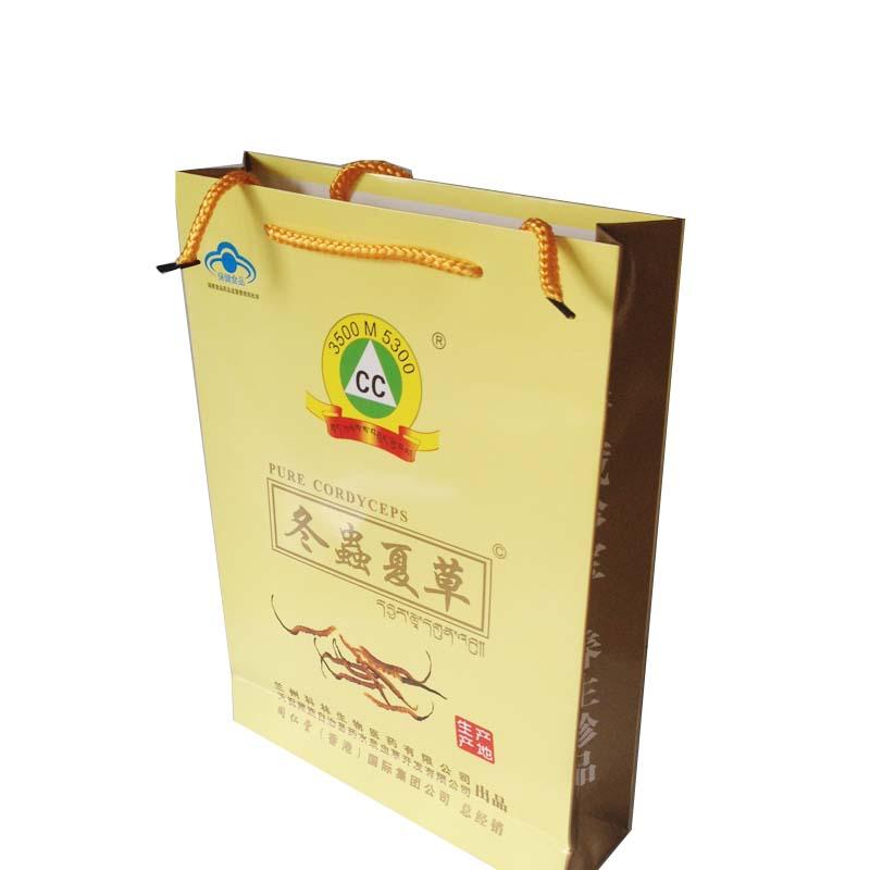 虫草礼盒图片展示
